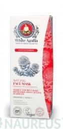 White Agafia - Fiatalság meghosszabbítása - Arcpakolás, 50 ml