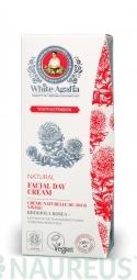 White Agafia - Fiatalság meghosszabbítása - Nappali arckrém, 50 ml