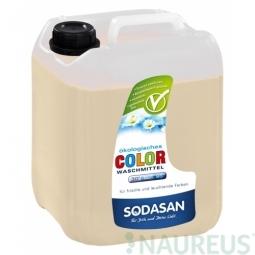 COLOR folyékony mosószer színes ruhákra LIME BIO esszenciális olajokkal 5L