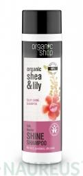 Organic Shop ECO - Selymes nektár - Sampon, 280 ml