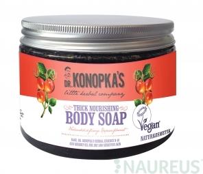 Dr.Konopka´S - Tápláló sűrű szappan testre, 500 ml
