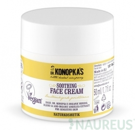 Dr.Konopka´S - Nyugtató arckrém érzékeny bőrre, 50 ml