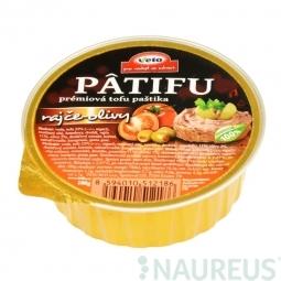 PATIFU pástétom, paradicsom és olívabogyó, 100 g
