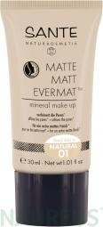 Matte Matt EvermatTM ásványi alapozó, 01 - natural, 30 ml