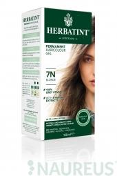 HERBATINT tartós hajfesték - szőke 7N