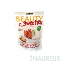 Cukorkák, Beauty Sweeties - Macik, 125 g, vegán