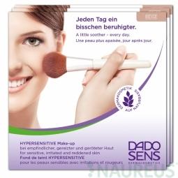 Hyper Sensitive alapozó BEIGE érzékeny bőrre - MINTA