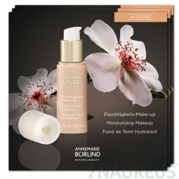 Moisturizing Makeup, Almond - MINTA