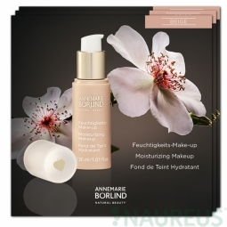 Moisturizing make-up, Beige -  MINTA