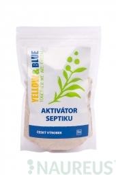 Szeptikus tartály aktivátor, 500 g  (visszazárható tasak)