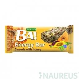 BA! Mézes-magvas energiaszelet 40g