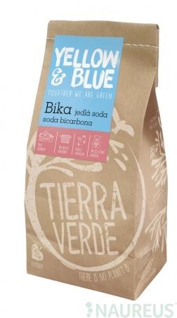 Bika – étkezési szóda, szódabikarbóna, nátrium-hidrogénkarbonát, 1 kg (papírzsák)