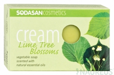 Cream BIO arcszappan - Hársfavirág