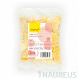 Liofilizált őszibarack 20 g Wolfberry