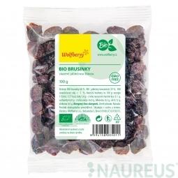 Vörös áfonya BIO 100 g Wolfberry * (Almalé)