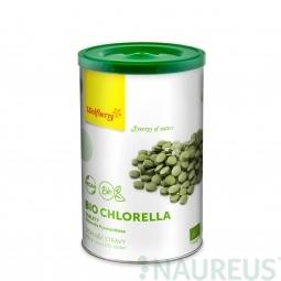 Chlorella BIO 250 g 1200 tabletta Wolfberry PDZ *