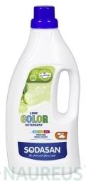 COLOR folyékony mosószer színes mosáshoz BIO illóolajokból 1,5 L