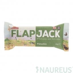 Flapjack zabszelet, pisztácia, gluténmentes, 80 g
