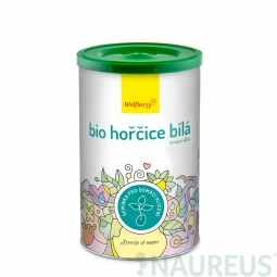 BIO Fehér mustár csíramagok 200 g Wolfberry *