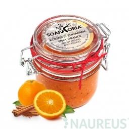 Bőrradír Fűszeres Narancs