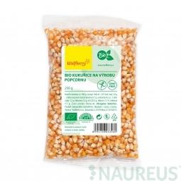 Pattogatni való kukorica BIO 250 g Wolfberry *