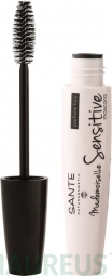Mademoiselle Sensitive szempillaspirál 01 black, 8 ml