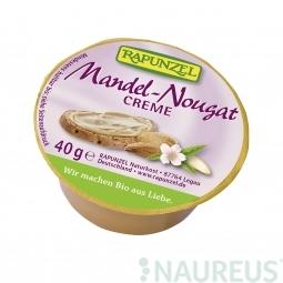 Mini mandulás-nugátos krém, BIO, 40 g, Rapunzel *