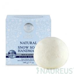 Természetes kézműves szappan Cladonia Nivalis-szal