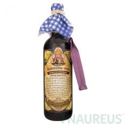 Nagymama bora macerációra 0,75l - Fekete bodza, virág