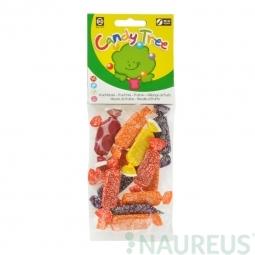 Cukorkák, gyümölcsösek, gluténmentesek, 75 g, BIO