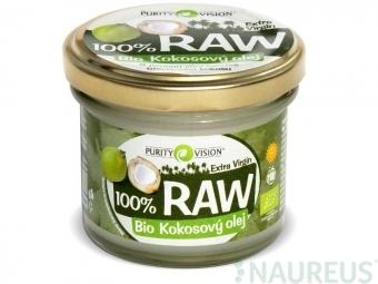 RAW kókuszolaj, 90 ml
