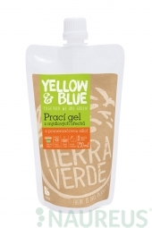 Mosógél mosódióból, narancs illóolajjal, 250 ml (kupakos tasak)