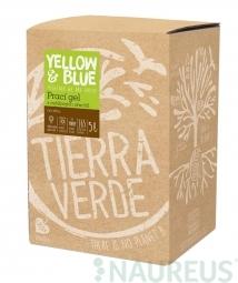 Mosógél mosódióból, gyapjúra és merinó gyapjúból készül funkcionális textíliára, 5 l (bag in box)