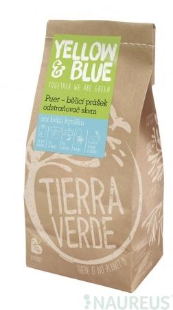Puer – fehérítő por és folteltávolító, oxigén alapú, 1 kg (papírzsák)
