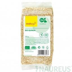 Fehér quinoa, BIO, 200 g, Wolfberry *
