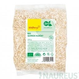 Quinoa pehely, BIO, 250 g, Wolfberry *