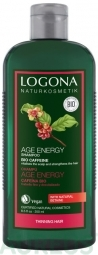 AGE ENERGY SAMPON BIO KOFFEINNEL ÉS GOJI BOGYÓVAL 250 ml