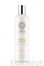 Siberie Blanche - Fehér cédrus - hajtérfogat-növelő sampon