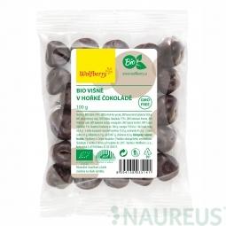 Meggy keresű csokoládéban BIO 100 g Wolfberry *