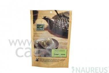 Filterezett tea ginzeng- gyömbér