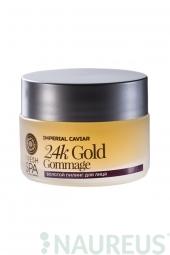24 K Arany arcra *Imperial Caviar* Arany fiatalító arc peeling