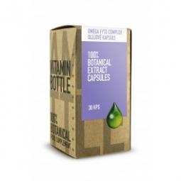 VitaminBottle OMEGA FYTO COMPLEX, 30 kapszula - emésztés, koleszterin