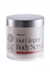 *Kam-Chat-Ka* Hot Ginger testpeeling