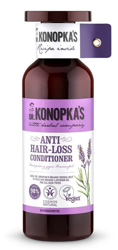 Dr.Konopka´S - Hajkondicionáló hajhullás ellen, 500 ml