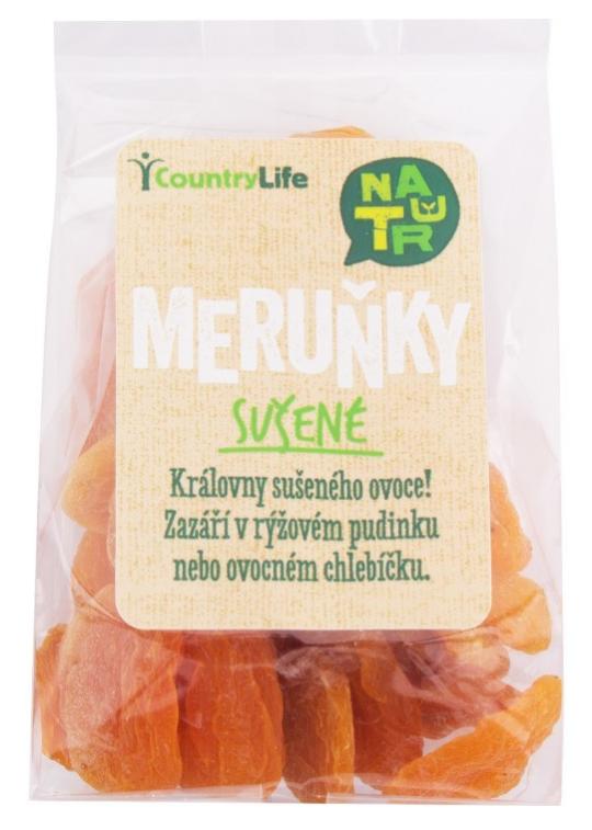 Szárított sárgabarack, kénezetlen, 100 g