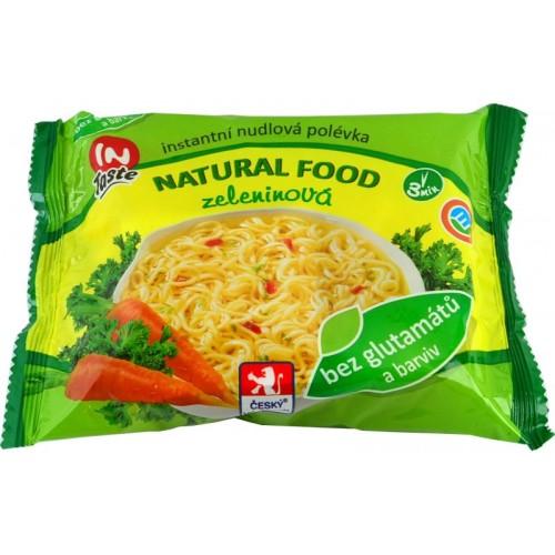 Instant zöldséges tésztaleves 60g