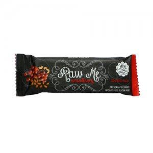 Raw Me szelet, vörösáfonya, 45 g