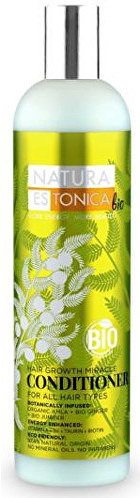 Natura Estonica Hajnövekedést elősegítő kondicionáló 400 ml
