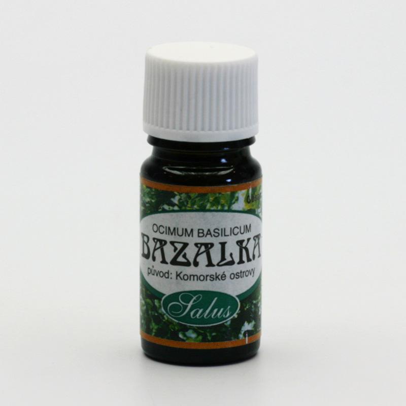 Illóolaj, BAZSALIKOM, 5 ml