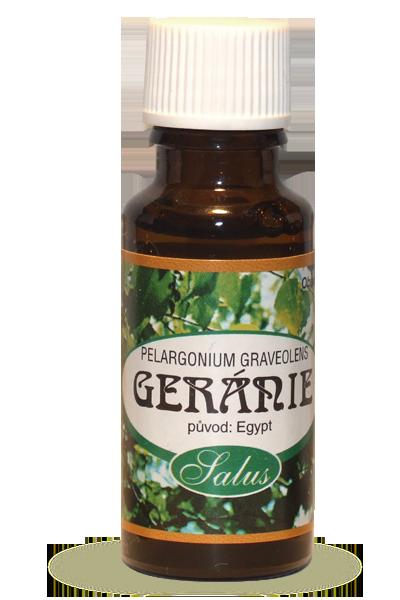 Illóolaj, GERÁNIUM, 10 ml